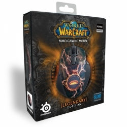Myš SteelSeries World Of Warcraft MMO Mouse: Legendary Edition