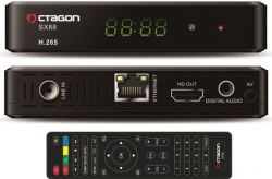 OCTAGON SX88 DVB-S/S2 H.265 HEVC Full HD