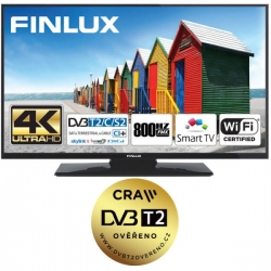 Finlux TV 43FUC7060 - UHD SAT/ T2 SMART WIFI