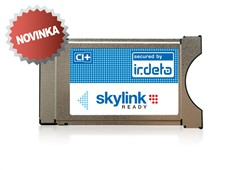 CA modul NEOTION Irdeto CI+ MKII (Skylink READY) New