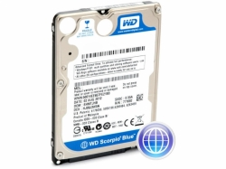 HD WD BLUE 1TB WD10JPVX, 2,5""