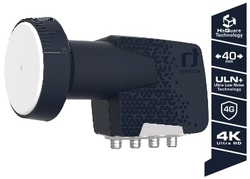INVERTO BLACK Premium - Quad Universal 40mm PLL LNB