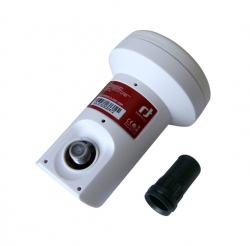 LNB single INVERTO RED Classic 0,3dB 40mm
