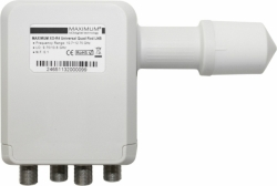 Maximum XO-Line R4 Quad Rod LNB 0,1dB