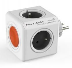 Zásuvka POWERCUBE ORIGINAL REMOTE SINGLE WHITE